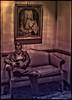 Temporal Disconnect (bethrosengard) Tags: bethrosengard photomanipulation digitallyenhanced photoart digitalmagic digitalart