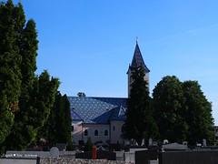 St Mirko's church, Šestine, graveyard