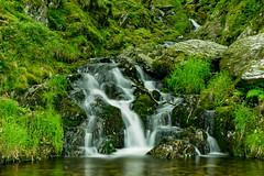 Falls in Elan Valley (EYeardley) Tags: longexposure 10stopfilter longexposures slowshutter waterfall water wales elanvalley