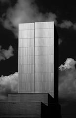 Nakameguro, Tokyo (Masahiko Kuroki (a.k.a miyabean)) Tags: bw monochrome noiretblanc architecture xt2 fujifilmebcxf1855mm1284rlmois 中目黒 東京 explore