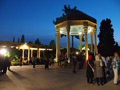 Tomb of Hafez (Florien Velsink) Tags: iran shiraz hafez poetry
