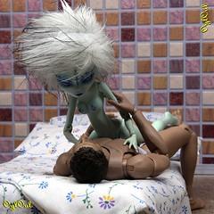 №459. Vol.1 / Ep.LVII (OylOul) Tags: 16 action figure damtoys hottoys custom monster high doll