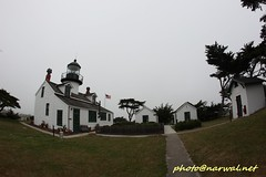 Point Pinos Lighthouse (Narwal) Tags: canon fisheye lens 15mm 魚眼 鏡頭 pacificgrove california ca usa 美國 加州 太平洋叢林 point pinos lighthouse asilomar ave
