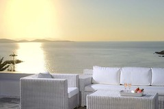 Horizon Hotel & Villas Mykonos (Horizon Hotel and Villas) Tags: horizon hotel villas mykonos greece greekvacations sky aegeansea aegean sea greekislands holidays vacations relaxation rejuvenation luxurystay accommodation pool poolmoments fruits food gastronomy breakfast dish sun sunset nature private personal retreat experiences paradise umbrellas sunbeds view endlessview eteranl blue waters
