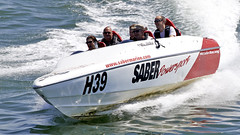Speed Boat (Bernie Condon) Tags: speedboat power speed boat fast southampton southamptonwater water sea
