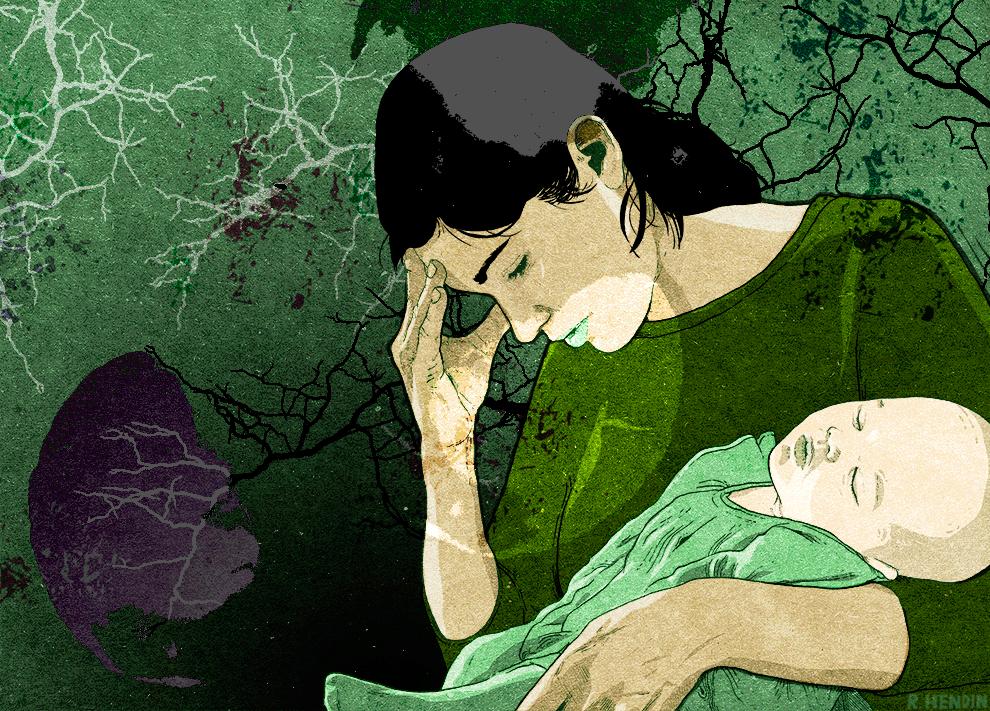 Từ cái chết của em bé 33 ngày tuổi: Chưa bao giờ nỗi đau trầm cảm sau sinh lại khiến người ta bàng hoàng đến thế! - Ảnh 2.