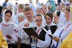 004. The Feast of Saint John, Wonder-worker of Shanghai and San Francisco in Adamovka Village / Свт. Иоанна Шанхайского в Адамовке 02.07.2017