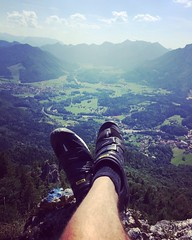 ... i love my playground... (SebusPhotography) Tags: trailriding germany deutschland shoe mavic panorama mountain bergliebe heimatliebe homesweethome heimat mountainbiking mtb achental chiemgau sebusphotography