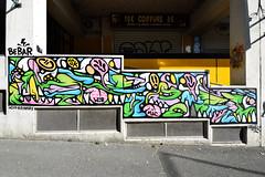 Bebar (HBA_JIJO) Tags: streetart urban graffiti vitry vitrysurseine art france hbajijo wall mur painting aerosol peinture paris94 spray bebar bombing urbain urbaine culture