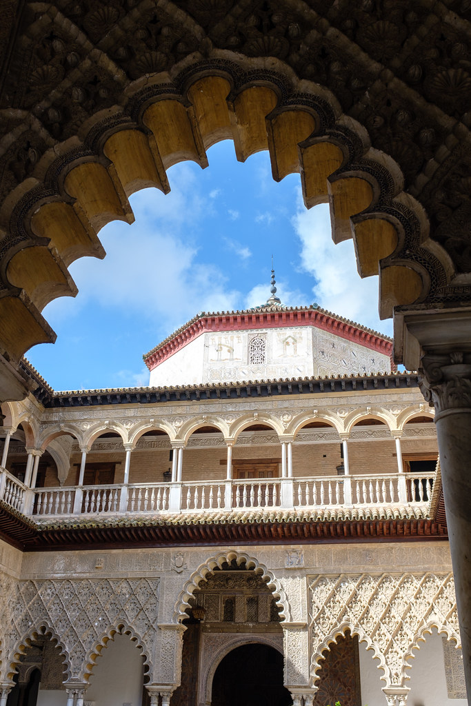 arabesque arches and pillars - photo #28