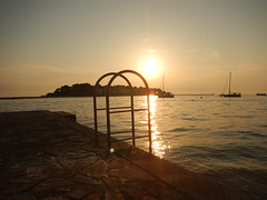 04 Sunset in Porec