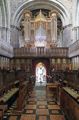 St David's Cathedral Interior 5 (ahisgett) Tags: wales stdavids davids cathedral