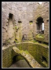 Inside South East Tower (veggiesosage) Tags: beaumaris beaumariscastle angelsey wales aficionados gx20 sigma1020mmf456dc castle