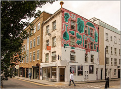 High Street Art (Mabacam) Tags: 2017 london eastend shoreditch streetart wallart urbanart publicart spraycanart aerosolart painting paint mural freehand graffiti urbanwall wall hnrx