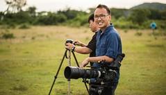 Documentary filming at Langkawi