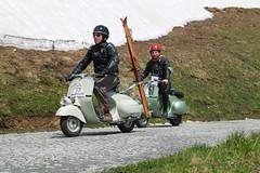 IMG_1520 (thomasle2) Tags: grossglockner vespa alp days 2017 edelweissspitze faro basso old shool salzburg