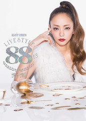 Live Style 2016-2017 (DVD cover) (Namie Amuro Live ♫) Tags: dvdcover livestyle20162017 安室奈美恵 namie amuro tourcover