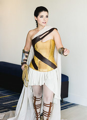Amber Arden (amanda lovely <3) Tags: amber arden cosplay costume starwars warrior princess regalcon convention popculture