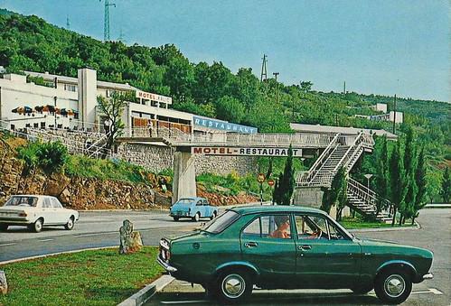 Motel Kalić - Senj - arround 80's