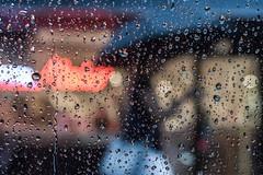 Feels Like Rain (jack .b.) Tags: streetphotography abstract nikond810 sigma50mm14art philadelphia pennsylvania usa woman umbrella rain 81