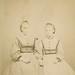 Portrett av to unge kvinner
