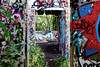 Usine Abandonnée  Uncensored (MoTH4FoK) Tags: moth4fok urbex urban urbaine explo exploration exploring tag graff graffiti art abandoned factory usine abandonnee derelict color multicolored colored multi woman naked nude uncensored
