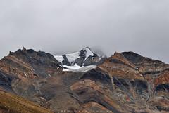 Mountain Colors (_Amritash_) Tags: mountain mountains glacier snowcappedmountains clouds colors landscape spiti lahaulspiti weather india himachal himachalpradesh himalayas himalayanlandscape layers rocklayers strange