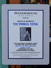 Disneyland Visit 2017-07-09 - Downtown Disney - WonderGround Gallery - Art of Victoria Ying (drj1828) Tags: disneyland visit 2017 downtowndisney wondergroundgallery art artwork disney