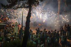 Sant Joan Paguera (Jason Gehring) Tags: paguera peguera santjoan mallorca feuer fire devil teufel feuerwerk fireworks calvia beach strand festival feier event correfocs