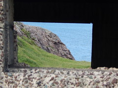 WW2 memorial site near Cove in NW Scotland. (Sal Lim) Tags: loch ewe scotland ww2