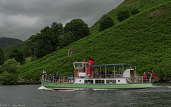 Lady Wakefield, Ullswater, Cumbria (joanjbberry) Tags: ullswater cumbria lakedistrict ullswatersteamers lake mountains water trees countryside boat boattrip steamer