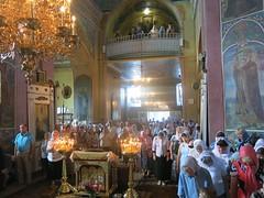 Служба в соборі на свв.апп. Петра і Павла (7)