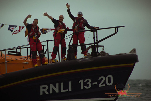 June 24, 2017 selsey lifeboat 2