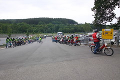 IMG_9343 (Christophe BAY) Tags: mobyltettes francorchamps 2017 rétromobile club spa circuit moto vespa camino flandria