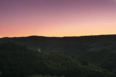 (andrea_90mela) Tags: tramonto sunset solo casa appennino monterenzio sassoleone castelsanpietro colline belvedere viola giallo momenti