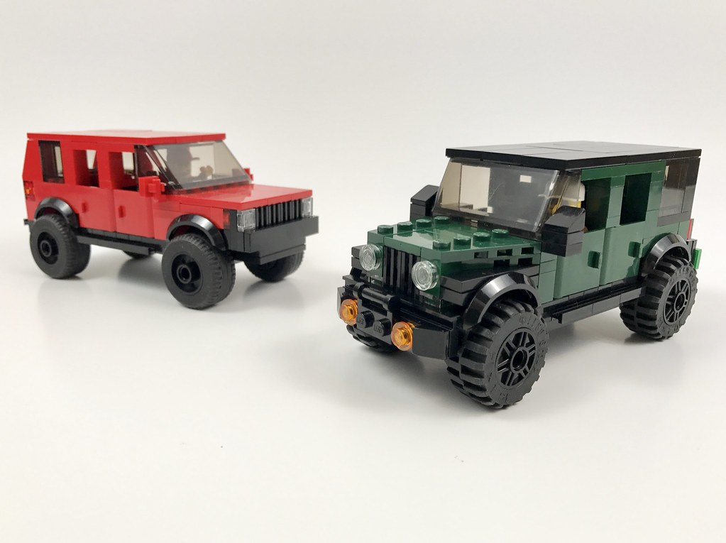 The World's Best Photos of lego and wrangler - Flickr Hive ...