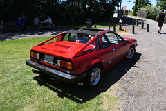 1976 Lancia Scorpion (D70) Tags: gilmore richmond british columbia 1976 lancia scorpion nikon d750 28300mm f3556 london heritage farm classic collectible car show 2017 montecarlo type 137 pininfarinadesigned midengined sports produced italy 1975 1981 type137 nikond750 lanciascorpion 1976lanciascorpion richmondbc metrovancouverbc