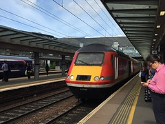 Haymarket - 19-06-2017 (agcthoms) Tags: scotland edinburgh haymarket station railways trains hst virgin class43 43299