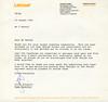 Letraset rejection letter (Chris Hester) Tags: letraset rejection letter typography type lettering artwork