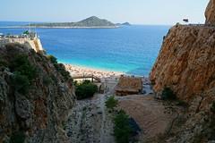 Blue Cave, Kas, Turkey (yonca60) Tags: bluecave cave kas kalkan sea bluesea nature magara turkey visitturkey beautifuldestinations beach plaj landscape manzara vista natur canyon kanyon kaputasmagarasi
