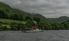 Ullswater, Cumbria (joanjbberry) Tags: ullswater cumbria lakedistrict ullswatersteamers lake mountains water trees countryside boat boattrip