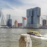 Watertaxi, Nieuwe Maas, Rotterdam, Netherlands - 5209 thumbnail