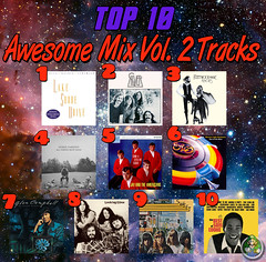 Top 10 Awesome Mix Vol. 2 Tracks (Luigi Fan) Tags: top 10 marvel awesome mix vol 2 tracks guardians galaxy