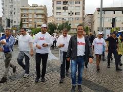 IMG-20170704-WA0068 (mevlutdudu) Tags: adalet yürüyüşü 20 gün av mevlüt dudu chp pm üyeleri ile yürüyüş