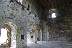 P1000071 - Doune castle (upper hall) (marc_vie) Tags: schottland scotland doune castle chateau burg perthshire