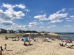 Ocean Grove Beach (tmrae) Tags: jerseyshore newjersey boardwalk beach oceangrove
