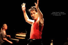 d'Ayelen Parolin  DSC_9488Mirabelwhite (Mirabelwhite) Tags: danse danseur piano coree argentine cdc avignon festivaldavignon nativos ayelenparolin lete davignon mirabelwhite