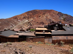 P5280562 (photos-by-sherm) Tags: calico ghost town san bernadino california ca desert mining mines history saloons gunfight museum spring