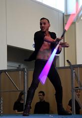 TGSSpringbreak_LesGardiensDeLaForce_040 (Ragnarok31) Tags: tgs springbreak toulouse game show gardiens force jedi star wars obscur art martial combat