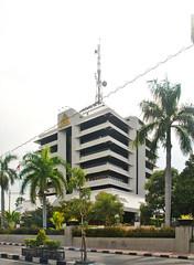Gedung Semen Indonesia (Everyone Sinks Starco (using album)) Tags: gresik jawatimur eastjava building gedung architecture arsitektur office kantor